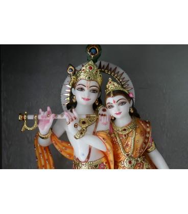Radha Krishna Pair