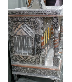 Metal Mandir for Home