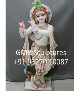 Marble Krishna Idol Buy Radha Krishna For Home Idols Murtis