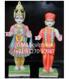 Akshar Purushottam and Gunatitanand Swami