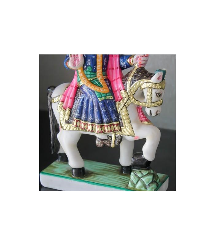 Shop Online Beautiful Ramdev Pir Murti India Usa Uk