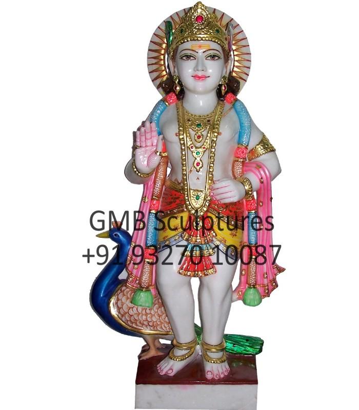 Buy Lord Muruga Idol Lord Muruga Statues Online Usa Uk