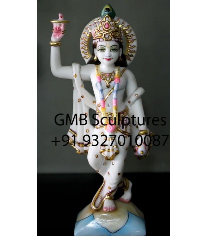 Yogeshwar Bhagwan Murti Buy Marble Yogeshwar Bhagwan