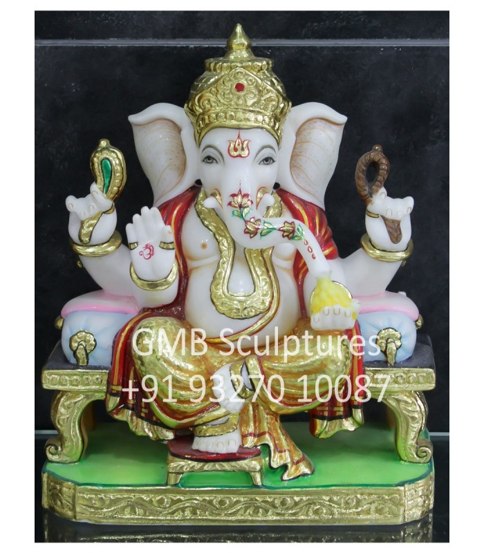 Buy Marble Ganesh Statue Online India Usa Uk Australia