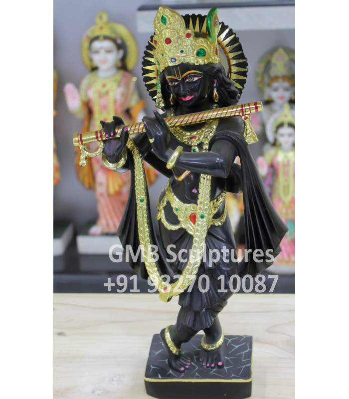 Black Krishna Idol For Home At Best Prices In Usa Uk
