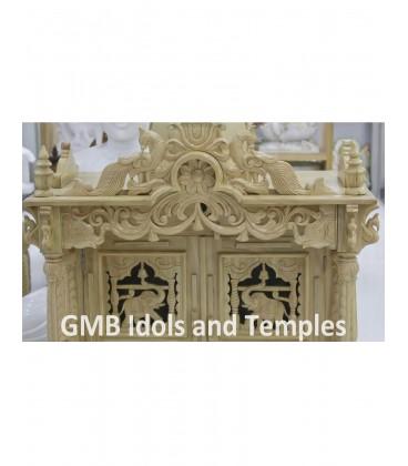 Sevan Temple with Doors