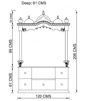 ISKCON Altar