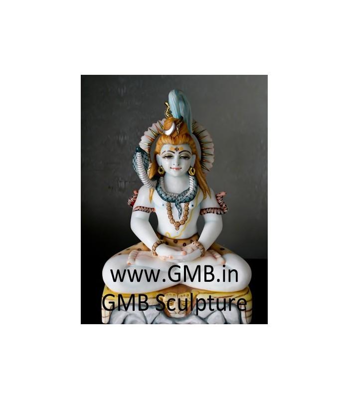 Beautiful Hand Carved Murti Of Lord Shiva Buy Beautiful