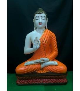 Budhha in Abhaya Mudra