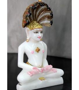 Marble Pratima of Pashwanath