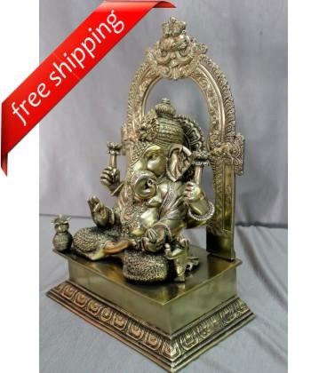Metal Ganesh