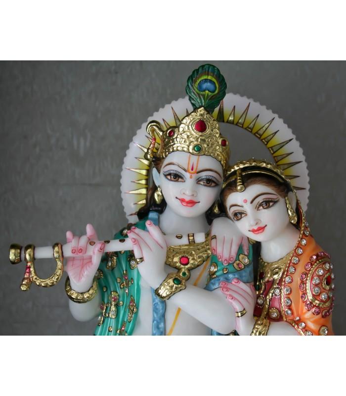 Online Radha Krishna For Home Idols Buy Radha Krishna