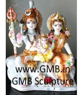 Shiva Parvati Statue Buy Handmade Beautiful Shiva