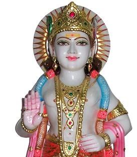 Lord Murugan Idol Lord Murugan Statue Marble Lord