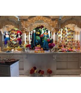 ISKCON Altars
