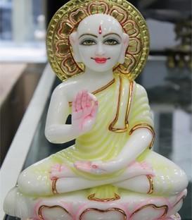 Gautam Swami Buy Gautam Swami Statue Murti Froom Marble